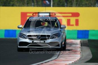 World © Octane Photographic Ltd. Formula 1 - Hungarian Grand Prix Practice 3. Mercedes AMG C63 Estate Medical Car. Hungaroring, Budapest, Hungary. Saturday 29th July 2017. Digital Ref: