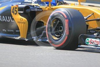 World © Octane Photographic Ltd. Formula 1 - Hungarian in-season testing. Nicholas Latifi - Renault Sport F1 Team R.S.17. Hungaroring, Budapest, Hungary. Tuesday 1st August 2017. Digital Ref:1916CB1L3090
