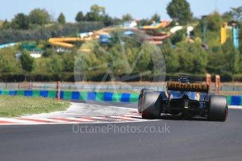 World © Octane Photographic Ltd. Formula 1 - Hungarian in-season testing. Nicholas Latifi - Renault Sport F1 Team R.S.17. Hungaroring, Budapest, Hungary. Tuesday 1st August 2017. Digital Ref:1916CB2D4638