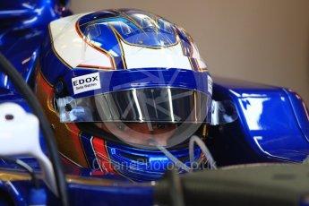 World © Octane Photographic Ltd. Formula 1 - Hungarian in-season testing. Gustav Malja – Sauber F1 Team C36. Hungaroring, Budapest, Hungary. Tuesday 1st August 2017. Digital Ref:1916LB1D2064