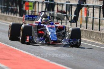 World © Octane Photographic Ltd. Formula 1 - Hungarian in-season testing. Sean Gelael - Scuderia Toro Rosso STR12. Hungaroring, Budapest, Hungary. Tuesday 1st August 2017. Digital Ref:1916LB1D2193