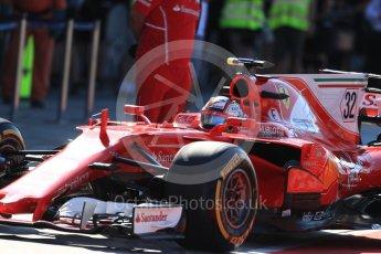 World © Octane Photographic Ltd. Formula 1 - Hungarian in-season testing. Charles LeClerc - Scuderia Ferrari SF70H. Hungaroring, Budapest, Hungary. Tuesday 1st August 2017. Digital Ref:1916LB1D2261