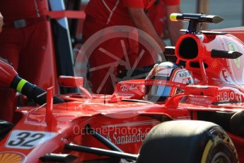 World © Octane Photographic Ltd. Formula 1 - Hungarian in-season testing. Charles LeClerc - Scuderia Ferrari SF70H. Hungaroring, Budapest, Hungary. Tuesday 1st August 2017. Digital Ref:1916LB1D2277
