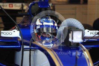 World © Octane Photographic Ltd. Formula 1 - Hungarian in-season testing. Gustav Malja – Sauber F1 Team C36. Hungaroring, Budapest, Hungary. Tuesday 1st August 2017. Digital Ref:1916LB1D2455