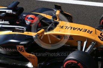 World © Octane Photographic Ltd. Formula 1 - Hungarian in-season testing. Robert Kubica - Renault Sport F1 Team R.S.17. Hungaroring, Budapest, Hungary. Wednesday 2nd August 2017. Digital Ref:1917CB2D5244