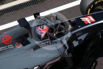 World © Octane Photographic Ltd. Formula 1 - Hungarian in-season testing. Santino Ferrucci - Haas F1 Team VF-17. Hungaroring, Budapest, Hungary. Wednesday 2nd August 2017. Digital Ref:1917CB2D5322