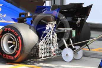 World © Octane Photographic Ltd. Formula 1 - Hungarian in-season testing. Nobuharu Matsushita – Sauber F1 Team C36. Hungaroring, Budapest, Hungary. Wednesday 2nd August 2017. Digital Ref: