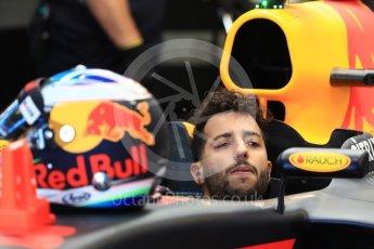 World © Octane Photographic Ltd. Formula 1 - Canadian Grand Prix - Saturday - Practice 3. Daniel Ricciardo - Red Bull Racing RB13. Circuit Gilles Villeneuve, Montreal, Canada. Saturday 10th June 2017. Digital Ref: 1853LB1D5324
