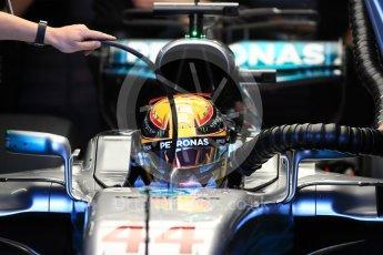 World © Octane Photographic Ltd. Formula 1 - Canadian Grand Prix - Saturday - Practice 3. Lewis Hamilton - Mercedes AMG Petronas F1 W08 EQ Energy+. Circuit Gilles Villeneuve, Montreal, Canada. Saturday 10th June 2017. Digital Ref: 1853LB1D5397