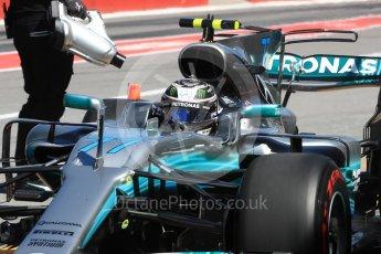 World © Octane Photographic Ltd. Formula 1 - Canadian Grand Prix - Saturday - Practice 3. Valtteri Bottas - Mercedes AMG Petronas F1 W08 EQ Energy+. Circuit Gilles Villeneuve, Montreal, Canada. Saturday 10th June 2017. Digital Ref: 1853LB1D5651