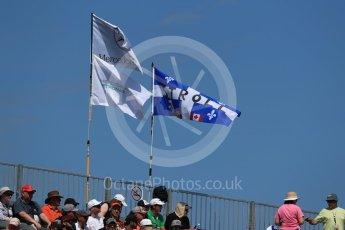World © Octane Photographic Ltd. Formula 1 - Canadian Grand Prix - Saturday - Practice 3. Lance Stroll - Williams Martini Racing. Circuit Gilles Villeneuve, Montreal, Canada. Saturday 10th June 2017. Digital Ref: 1853LB1D5816