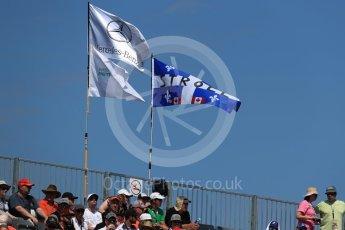 World © Octane Photographic Ltd. Formula 1 - Canadian Grand Prix - Saturday - Practice 3. Lance Stroll - Williams Martini Racing. Circuit Gilles Villeneuve, Montreal, Canada. Saturday 10th June 2017. Digital Ref: 1853LB1D5832