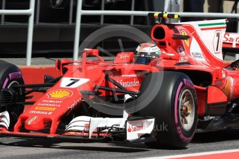 World © Octane Photographic Ltd. Formula 1 - Canadian Grand Prix - Saturday - Practice 3. Kimi Raikkonen - Scuderia Ferrari SF70H. Circuit Gilles Villeneuve, Montreal, Canada. Saturday 10th June 2017. Digital Ref: 1853LB1D6050