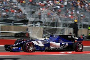 World © Octane Photographic Ltd. Formula 1 - Canadian Grand Prix - Saturday - Practice 3. Marcus Ericsson – Sauber F1 Team C36. Circuit Gilles Villeneuve, Montreal, Canada. Saturday 10th June 2017. Digital Ref: 1853LB2D2772