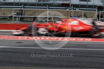 World © Octane Photographic Ltd. Formula 1 - Canadian Grand Prix - Saturday - Practice 3. Kimi Raikkonen - Scuderia Ferrari SF70H. Circuit Gilles Villeneuve, Montreal, Canada. Saturday 10th June 2017. Digital Ref: 1853LB2D2838