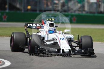 World © Octane Photographic Ltd. Formula 1 - Canadian Grand Prix - Saturday - Qualifying. Felipe Massa - Williams Martini Racing FW40. Circuit Gilles Villeneuve, Montreal, Canada. Saturday 10th June 2017. Digital Ref: 1854LB1D6385