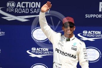 World © Octane Photographic Ltd. Formula 1 - Canadian Grand Prix - Saturday - Qualifying. Lewis Hamilton - Mercedes AMG Petronas F1 W08 EQ Energy+. Circuit Gilles Villeneuve, Montreal, Canada. Saturday 10th June 2017. Digital Ref: 1854LB1D6980