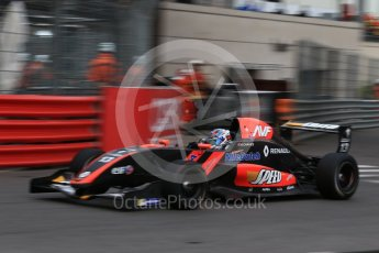 World © Octane Photographic Ltd. Formula 1 - Monaco Formula Renault Eurocup Practice. Henrique Chaves – AVF. Monaco, Monte Carlo. Thursday 25th May 2017. Digital Ref: