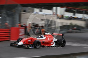 World © Octane Photographic Ltd. Formula 1 - Monaco Formula Renault Eurocup Practice. Ye Yifei - Josef Kaufmann Racing. Monaco, Monte Carlo. Thursday 25th May 2017. Digital Ref: