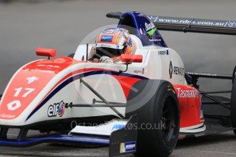 World © Octane Photographic Ltd. Formula 1 - Monaco Formula Renault Eurocup Practice. Alex Peroni – Fortec Motorsports. Monaco, Monte Carlo. Thursday 25th May 2017. Digital Ref: