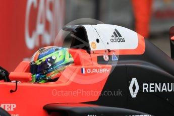 World © Octane Photographic Ltd. Formula 1 - Monaco Formula Renault Eurocup Practice. Gabriel Aubry – Tech 1 Racing. Monaco, Monte Carlo. Thursday 25th May 2017. Digital Ref: