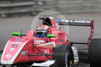 World © Octane Photographic Ltd. Formula 1 - Monaco Formula Renault Eurocup Practice. Axel Matus[ – AVF. Monaco, Monte Carlo. Thursday 25th May 2017. Digital Ref: