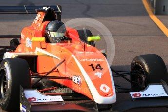 World © Octane Photographic Ltd. Formula 1 - Monaco Formula Renault Eurocup Qualifying. Rodrigo Pflucker – AVF. Monaco, Monte Carlo. Friday 26th May 2017. Digital Ref: