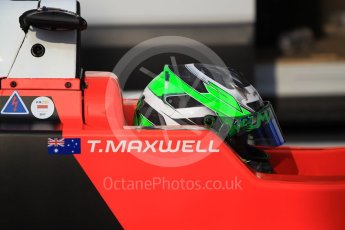 World © Octane Photographic Ltd. Formula 1 - Monaco Formula Renault Eurocup Qualifying. Thomas Maxwell – Tech 1 Racing. Monaco, Monte Carlo. Friday 26th May 2017. Digital Ref:
