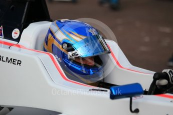 World © Octane Photographic Ltd. Formula 1 - Monaco Formula Renault Eurocup Qualifying. Will Palmer – R-ace GP. Monaco, Monte Carlo. Friday 26th May 2017. Digital Ref: