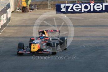 World © Octane Photographic Ltd. Formula 1 - Monaco Formula Renault Eurocup Qualifying. Richard Verschoor – MP Motorsport. Monaco, Monte Carlo. Friday 26th May 2017. Digital Ref: