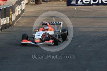 World © Octane Photographic Ltd. Formula 1 - Monaco Formula Renault Eurocup Qualifying. Jarno Opmeer – MP Motorsport. Monaco, Monte Carlo. Friday 26th May 2017. Digital Ref: