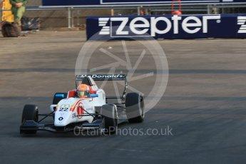 World © Octane Photographic Ltd. Formula 1 - Monaco Formula Renault Eurocup Qualifying. Jean-Baptiste Simmenauer – JD Motorsport. Monaco, Monte Carlo. Friday 26th May 2017. Digital Ref: