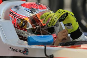 World © Octane Photographic Ltd. Formula 1 - Monaco Formula Renault Eurocup Qualifying. Najiy Razak – Fortec Motorsports. Monaco, Monte Carlo. Friday 26th May 2017. Digital Ref: