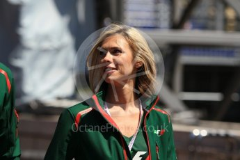 World © Octane Photographic Ltd. Formula 1 - Monaco Grand Prix Setup. Heineken. Monaco, Monte Carlo. Wednesday 24th May 2017. Digital Ref:
