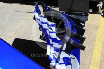 World © Octane Photographic Ltd. Formula 1 - Spanish Grand Prix Practice 1. Sauber F1 Team C36. Circuit de Barcelona - Catalunya, Spain. Friday 12th May 2017. Digital Ref: 1810CB1L8151