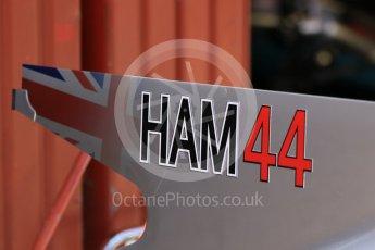 World © Octane Photographic Ltd. Formula 1 - Spanish Grand Prix Practice 1. Lewis Hamilton - Mercedes AMG Petronas F1 W08 EQ Energy+. Circuit de Barcelona - Catalunya, Spain. Friday 12th May 2017. Digital Ref: 1810CB7D4295