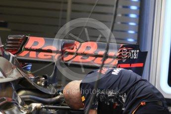 World © Octane Photographic Ltd. Formula 1 - Spanish Grand Prix Practice 1. Red Bull Racing RB13. Circuit de Barcelona - Catalunya, Spain. Friday 12th May 2017. Digital Ref: 1810CB7D4307