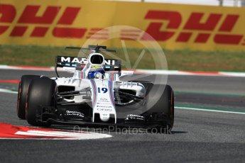 World © Octane Photographic Ltd. Formula 1 - Spanish Grand Prix Practice 1. Felipe Massa - Williams Martini Racing FW40. Circuit de Barcelona - Catalunya, Spain. Friday 12th May 2017. Digital Ref: 1810LB1D9159