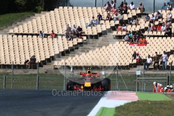 World © Octane Photographic Ltd. Formula 1 - Spanish Grand Prix Practice 1. Max Verstappen - Red Bull Racing RB13. Circuit de Barcelona - Catalunya, Spain. Friday 12th May 2017. Digital Ref: 1810LB1D9425