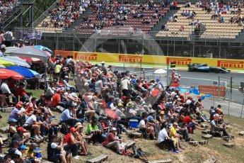 World © Octane Photographic Ltd. Formula 1 - Spanish Grand Prix Race. Valtteri Bottas - Mercedes AMG Petronas F1 W08 EQ Energy+. Circuit de Barcelona - Catalunya, Spain. Sunday 14th May 2017. Digital Ref:1825LB1D4166