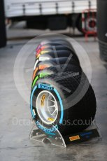 World © Octane Photographic Ltd. Formula 1 winter test 1, Pirelli 2017 specification tyres,Circuit de Barcelona-Catalunya. Monday 27th February 2017. Digital Ref :1780CB1D5967
