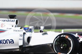 World © Octane Photographic Ltd. Formula 1 winter test 1, Williams martini Racing FW40 – Felipe Massa. Circuit de Barcelona-Catalunya. Monday 27th February 2017. Digital Ref :1780CB1D6510