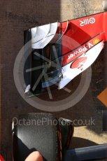 World © Octane Photographic Ltd. Formula 1 - Winter Test 1. Sebastian Vettel - Scuderia Ferrari SF70H. Circuit de Barcelona-Catalunya. Monday 27th February 2017. Digital Ref : 1780LB5D7882
