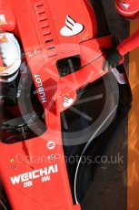 World © Octane Photographic Ltd. Formula 1 - Winter Test 1. Sebastian Vettel - Scuderia Ferrari SF70H. Circuit de Barcelona-Catalunya. Monday 27th February 2017. Digital Ref : 1780LB5D7908