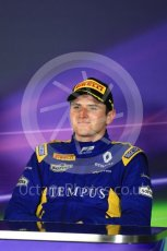 World © Octane Photographic Ltd. FIA Formula 2 (F2) - Race 1. Oliver Rowland – DAMS. Circuit de Barcelona - Catalunya, Spain. Friday 12th May 2017. Digital Ref:1819LB1D2539