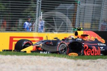 World © Octane Photographic Ltd. Formula 1 - Australian Grand Prix - Practice 1. Max Verstappen - Red Bull Racing RB13. Albert Park Circuit. Friday 24th March 2017. Digital Ref: 1793LB1D1871