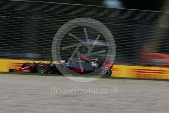 World © Octane Photographic Ltd. Formula 1 - Australian Grand Prix - Practice 1. Romain Grosjean - Haas F1 Team VF-17. Albert Park Circuit. Friday 24th March 2017. Digital Ref: 1793LB2D4406