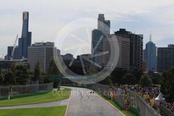 World © Octane Photographic Ltd. Formula 1 - Australian Grand Prix - Practice 1. Jolyon Palmer - Renault Sport F1 Team R.S.17. Albert Park Circuit. Friday 24th March 2017. Digital Ref: 1793LB2D4439