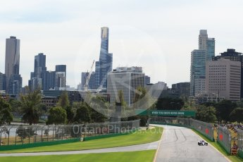 World © Octane Photographic Ltd. Formula 1 - Australian Grand Prix - Practice 1. Marcus Ericsson – Sauber F1 Team C36. Albert Park Circuit. Friday 24th March 2017. Digital Ref: 1793LB2D4569