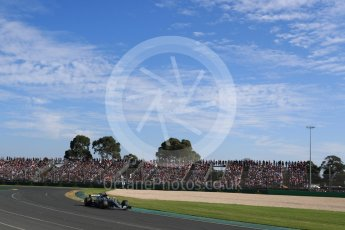 World © Octane Photographic Ltd. Formula 1 - Australian Grand Prix - Race. Valtteri Bottas - Mercedes AMG Petronas F1 W08 EQ Energy+. Albert Park Circuit. Sunday 26th March 2017. Digital Ref: 1802LB1D6435